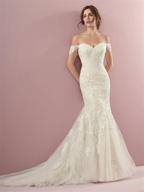amber  rebecca ingram wedding dresses fit flare