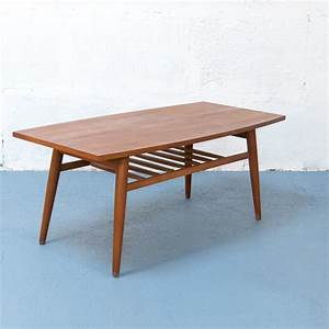 Table Basse Scandinave But : table basse scandinave en teck vintage monsieur joseph ~ Teatrodelosmanantiales.com Idées de Décoration