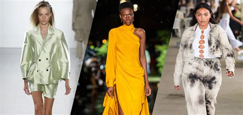 The Top 15 Trends of New York Fashion Week Spring 2019