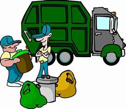 Garbage Clipart Collector Jan Clip Trash Junk