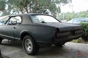 1967 Cougar 289 A Code Plus 1967 Xr