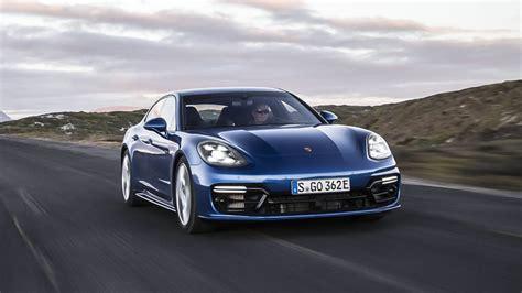 Porsche Panamera 4 E-Hybrid Specs, Range, Performance 0-60 mph