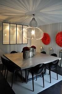 1000 idees sur le theme table carree sur pinterest With idee deco cuisine avec table sejour carrée avec rallonge