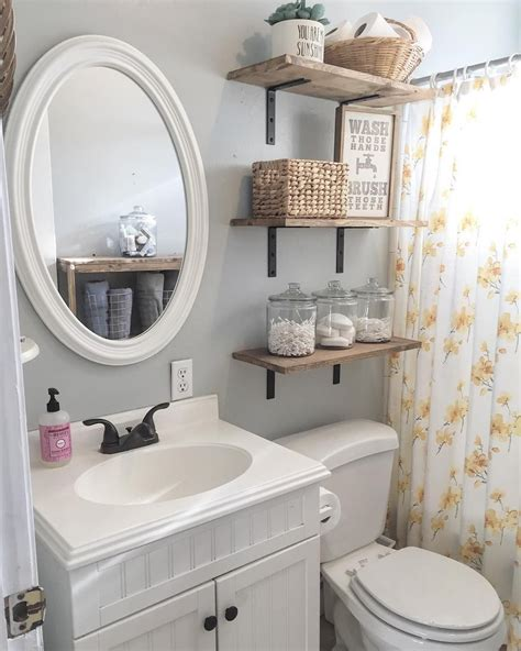 Decorating Ideas For A Bathroom Shelf by Finding Storage Broadcast In A Bathroom Doesn T