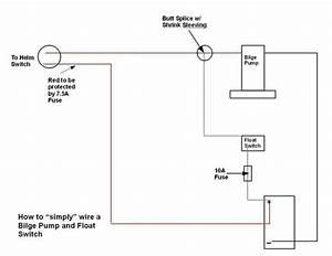 Rule Bilge Pump Wiring Diagram