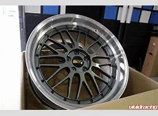 BBS LM Wheels Freshly Powder Coated – Vivid Racing News