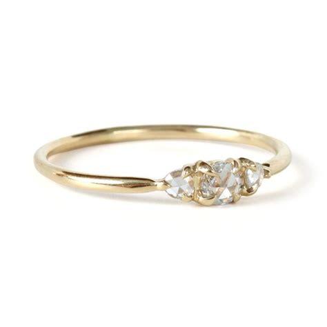best 25 delicate engagement ring ideas on pinterest