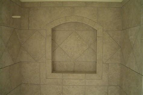 Bathroom Niche Sizes by How To Build A Niche For Your Shower Part 4