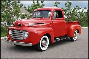 Ford Pickup  Ebay 1950 Ford Pickup