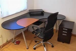 Schreibtisch Glas Ikea : ecken schreibtisch com forafrica ~ Frokenaadalensverden.com Haus und Dekorationen
