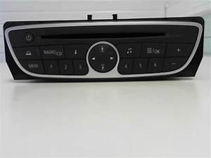 Renault Megane Autoradio : autoradio d 39 origine renault megane iii phase 1 diesel ~ Kayakingforconservation.com Haus und Dekorationen