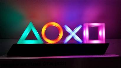 Playstation Led Icons Lampe Icon Symbol Paladone
