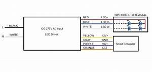 Dual Channel Led Drivers For Cct Tuning