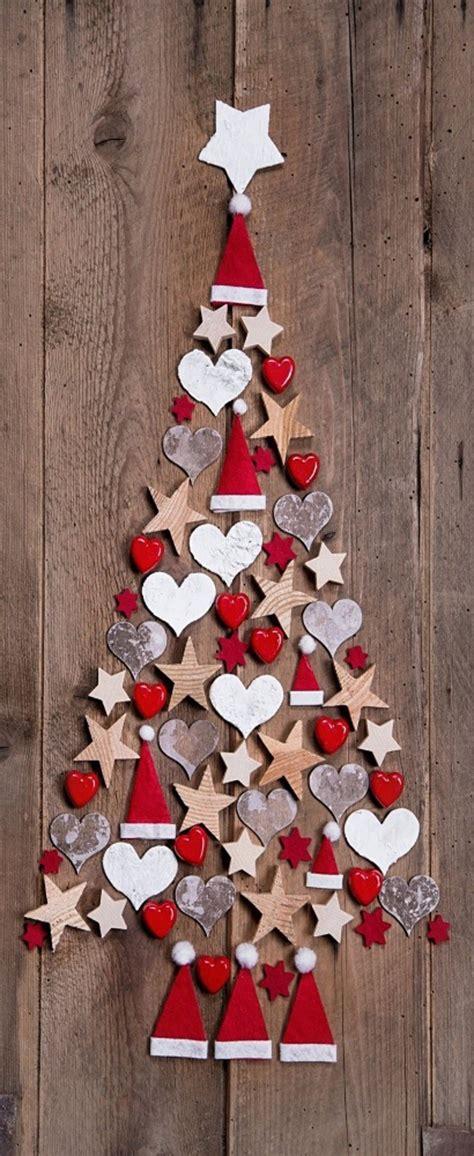 Deko Draußen Weihnachten by Textilbanner Weihnachten Rustikal Baum Deko Bild