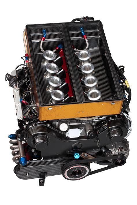 engine toda racing