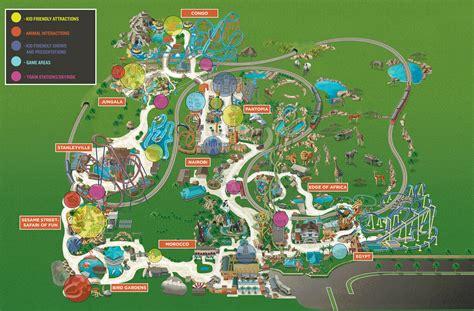 Kidfriendly Rides Busch Gardens Tampa Bay