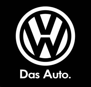 Volkswagen Das Auto : vw logo das auto sticker vinyl decal vehicle car wall ~ Nature-et-papiers.com Idées de Décoration