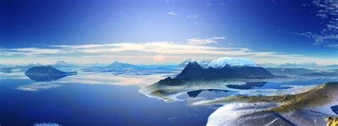 panoramic landscape     desktop