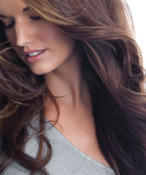 Hair With Colors by How To Gracefully Grow Out Your Hair Color Instyle