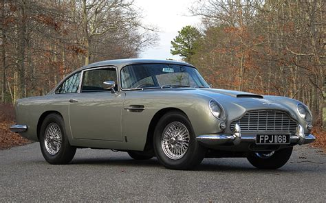 1963 Aston Martin by Top Car Ratings 1963 Aston Martin Db5