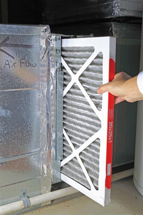 ways  dirty air filter affects  home air