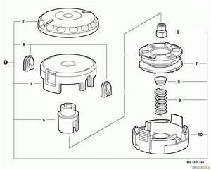 Echo Srm 210 Parts Diagram