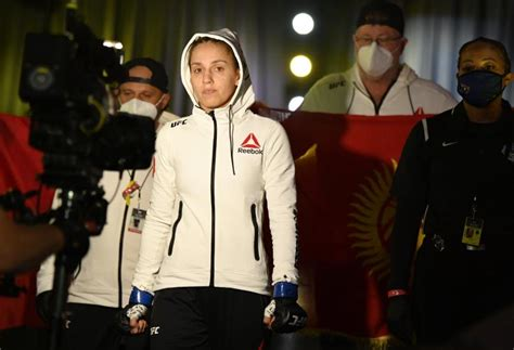 Antonina Shevchenko is Only Focused on Victory | UFC