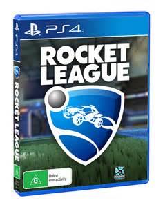 Rocket League Game PS4