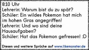 Was Für Ein Pokemon Bist Du : 39 ja ich bin zu sp t ich wurde im hohen gras von einem pokemon angegriffen 39 tolle spr che und ~ Orissabook.com Haus und Dekorationen