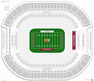 Arizona Cardinals Seating Guide