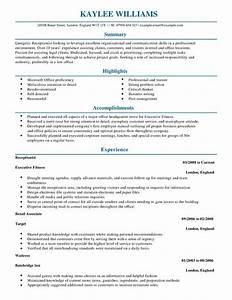 Receptionist CV Example For Admin LiveCareer Veterinary Receptionist Resume Samples Sample Veterinary Resumes For Receptionist Search Results Calendar 2015 Best Legal Receptionist Resume Example LiveCareer