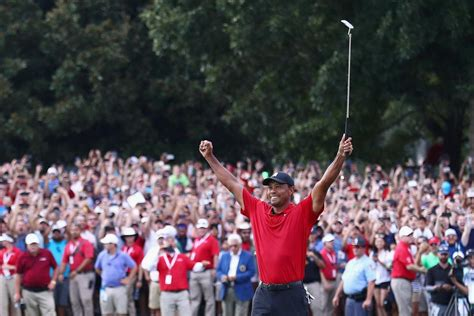 Tiger Woods ends five year wait for glory after winning ...
