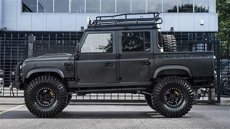 2018 Kahn Design Land Rover Defender Big Foot