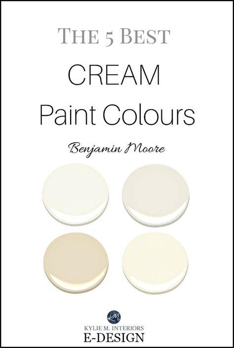 best cream paint color benjamin moore the best cream paint colours benjamin moore