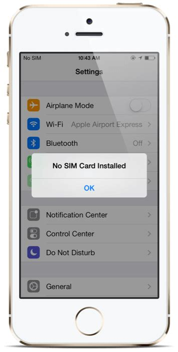 no sim iphone 5 no sim card installed problem fix