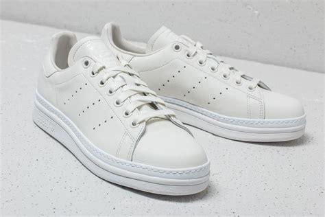 adidas stan smith new bold w cloud white ftw white ftw white footshop