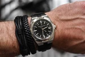 Vacheron Constantin Overseas 4500V Black Dial - The ...  Black