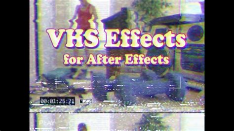 A Breakdown Of How To Make An Authentic, Damaged, Vhs Tape