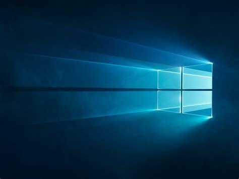 square tv screen wallpaper windows 10 windows logo blue hd technology