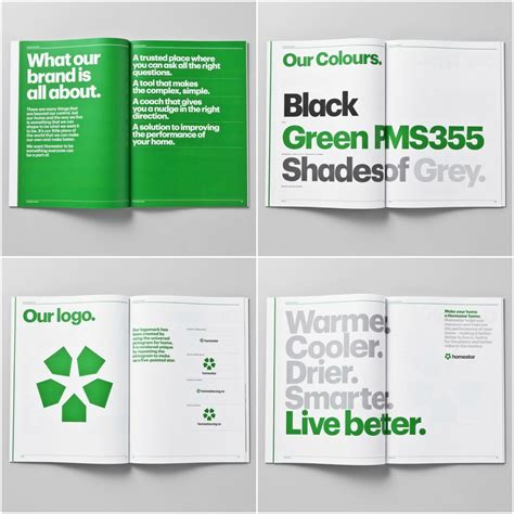free brand guidelines template 65 brand guidelines templates exles tips for consistent branding venngage