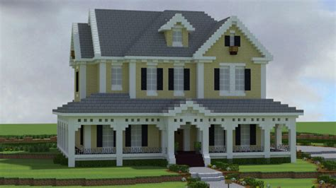 minecraft country house country house minecraft project