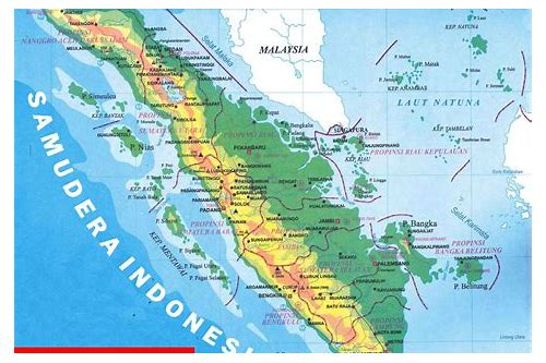 baixar grátis peta sumatera utara lengkap