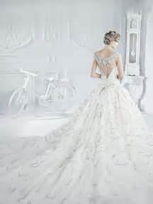 princess wedding dress royal luxurious princess a line wedding dress with bling and sang maestro