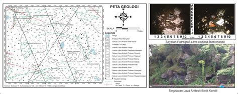 balik bencana banjir dieng belajar geologi geologi