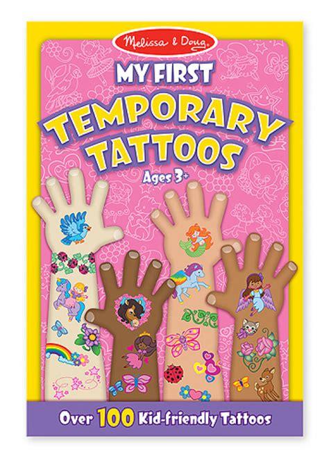 Melissa & Doug viegli notīrāmi 104 tetovējumi bērniem, no ...