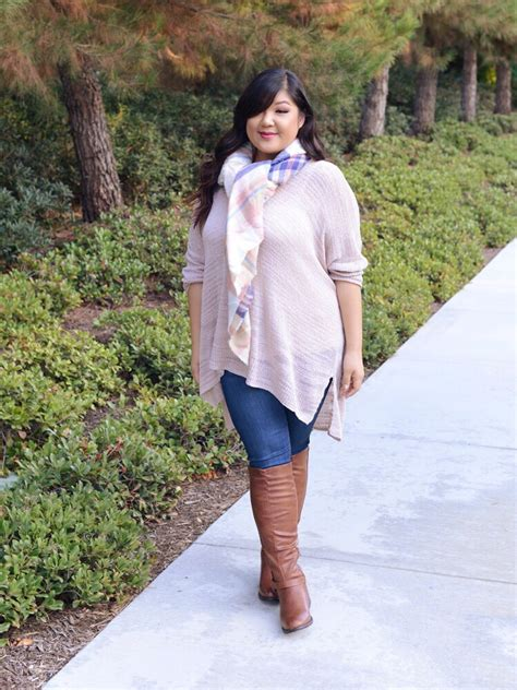 FALL OUTFIT IDEAS FOR DAY AND NIGHT - Curvy Girl Chic