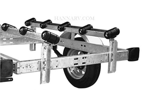 Boat Trailer Rental Milwaukee by C E Smith 27710 Pair Of 5 Foot Boat Trailer Roller Bunks