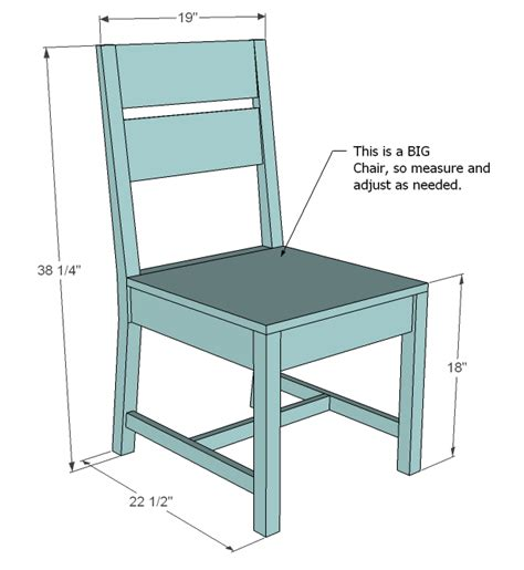 chair dimensions plan www imgarcade com online image