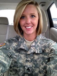 military hairstyles  women   proper  natural