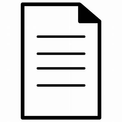 Document Icon Project Noun Svg Paper Icons